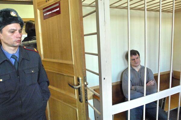 Суд огласит новый вердикт боксеру Романчуку, осужденному за убийство