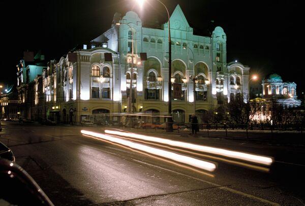 Здание Политехнического музея