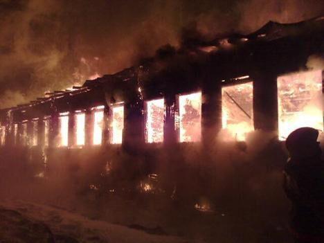 Пожар в доме престарелых республика коми сценарий мероприятий в доме престарелых