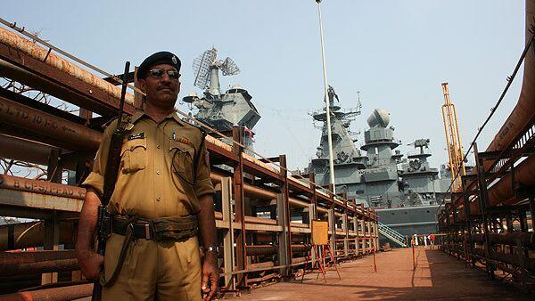 «Убийца авианосцев» крейсер «Петр Великий» зашел в индийский штат Гоа