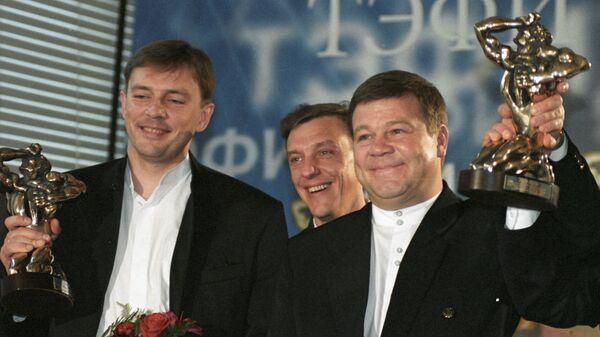 Улицы разбитых фонарей  ТЭФИ-99. Архив.
