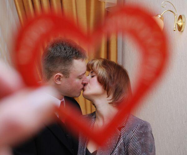 Политически активная молодежь РФ не празднует чужой День влюбленных