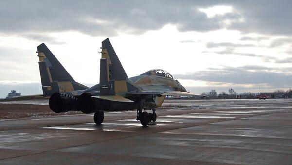 Российская самолетостроительная корпорация (РСК) МиГ приступила к осуществлению программы летных испытаний корабельных истребителей МиГ-29К/МиГ-29KUB