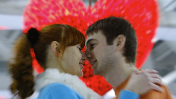 14 февраля - День святого Валентина. Архив