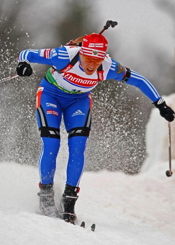 Россиянка Ольга Зайцева