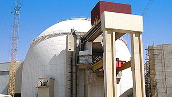 На прошлой неделе были начаты заключительные работы на первой иранской атомной электростанции «АЭС Бушер»