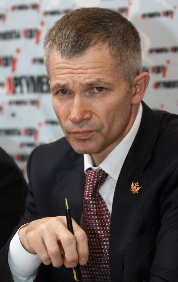 Дело о повреждении машины адвоката Трунова возбуждено в Москве