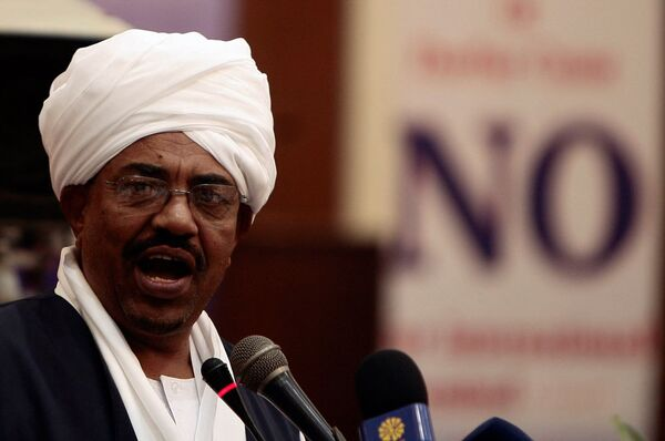 Судан потребовал признать недействительным ордер на арест аль-Башира