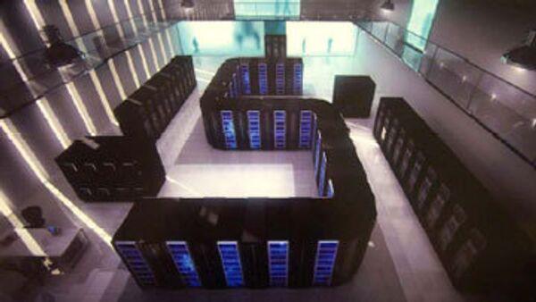Компьютерный проект суперЭВМ 500