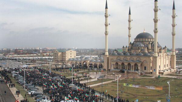 Праздничные мероприятия, посвященные дню рождения пророка Мухаммеда, впервые проходят в Чеченской республике