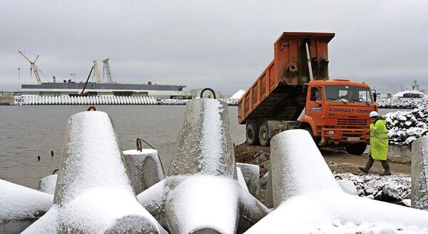 Дамбы хранилища токсичных отходов Тырныаузского ГОК могут прорваться