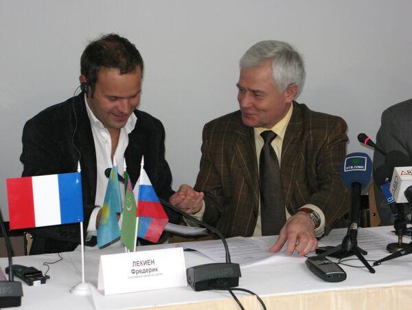 Состоялась официальная презентация внедорожного ралли Шелковый путь-2009