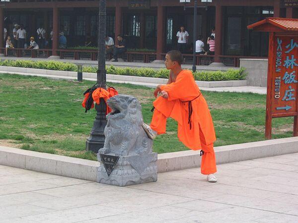 Монах Шаолиня