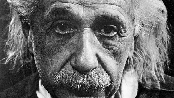 Великий математик и физик Альберт Эйнштейн