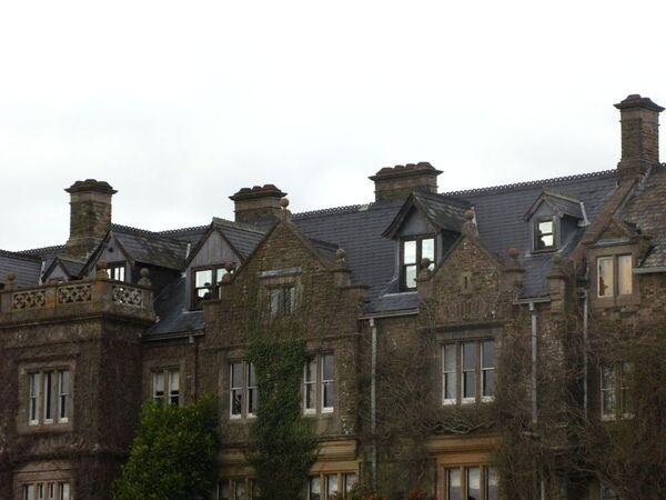 Гостиница South Lodge Hotel, где проходила встреча финансовой G20