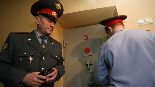 Центр для содержания иностранных граждан ГУВД Москвы. Архив