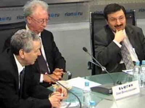 Заседание Экспертного экономического клуба «Экспертиза кризиса»