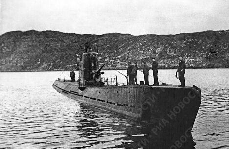 Подводная лодка типа С