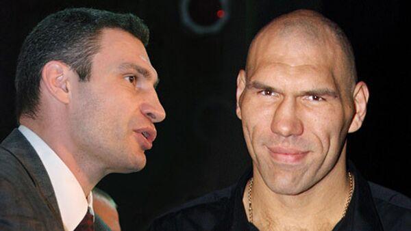 Виталий Кличко может встретиться с Валуевым весной 2010 года