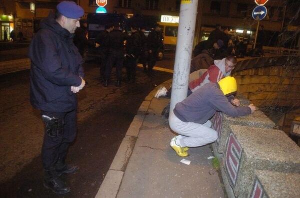 Полиция Сербии задержала около 500 человек в рамках операции по борьбе с наркотиками