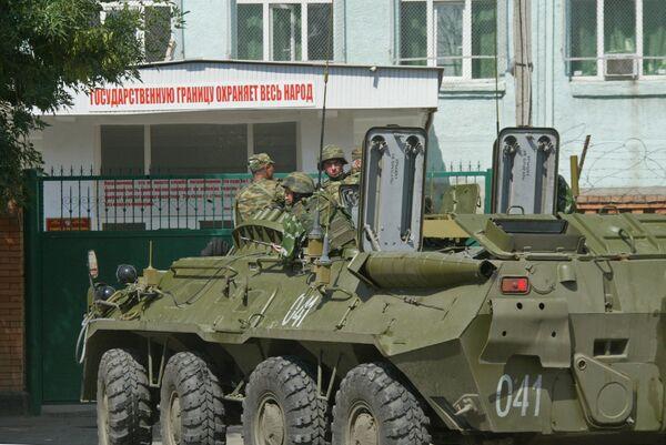 Режим КТО введен в ряде районов Ингушетии в связи с угрозой терактов