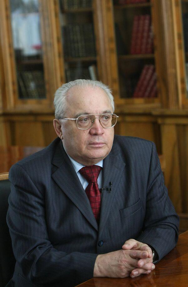 Виктор Садовничий. Архив