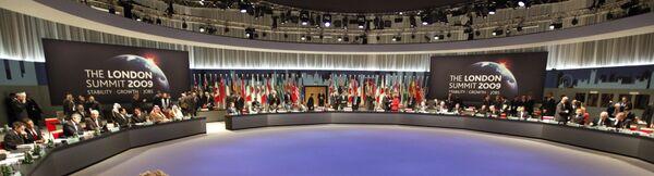 Лидеры ведущих стран мира постарались сгладить все противоречия, существовавшие между ними относительно механизмов выхода из глобального кризиса