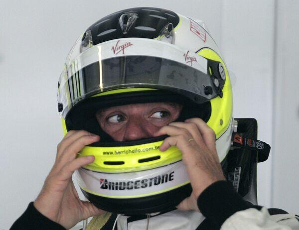 Рубенс Баррикелло на Гран-при Малайзии