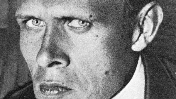 Русский писатель Даниил Хармс. Архив