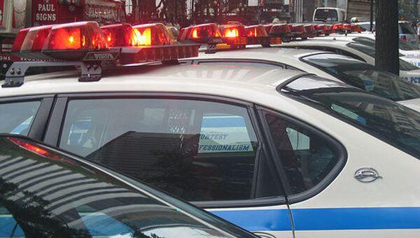 Полиция в штате Нью-Йорк. Архивное фото