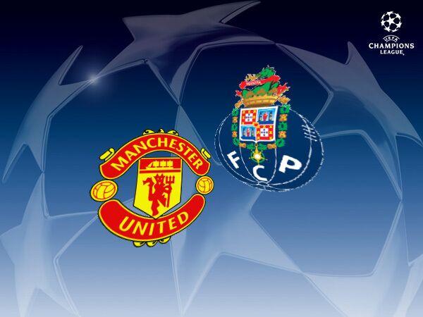 Манчестер Юнайтед, Порту, Лига чемпионов