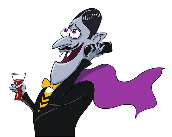 Фильмы про вампиров заработали для Голливуда $1,3 млрд - Forbes