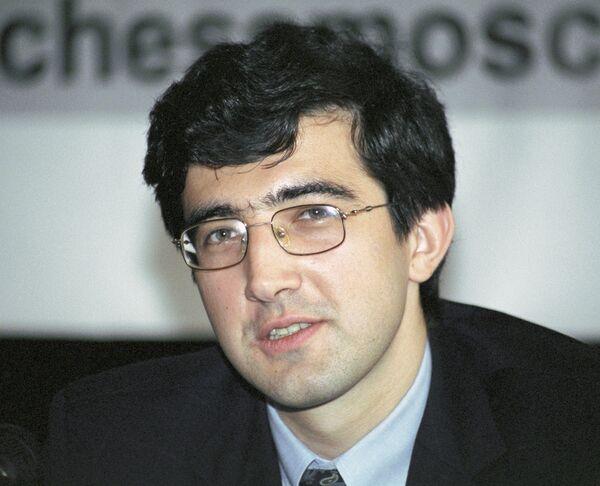 Россиянин Крамник вновь стал лидером на шахматном мемориале Таля