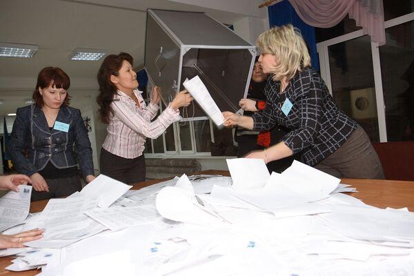 Отношения партий и СМИ на выборах изменяются с 1 августа