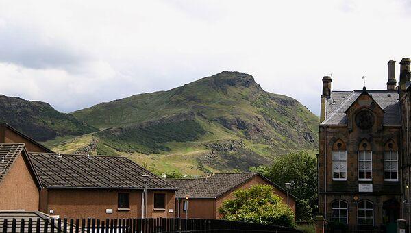 Шотландия. Архив