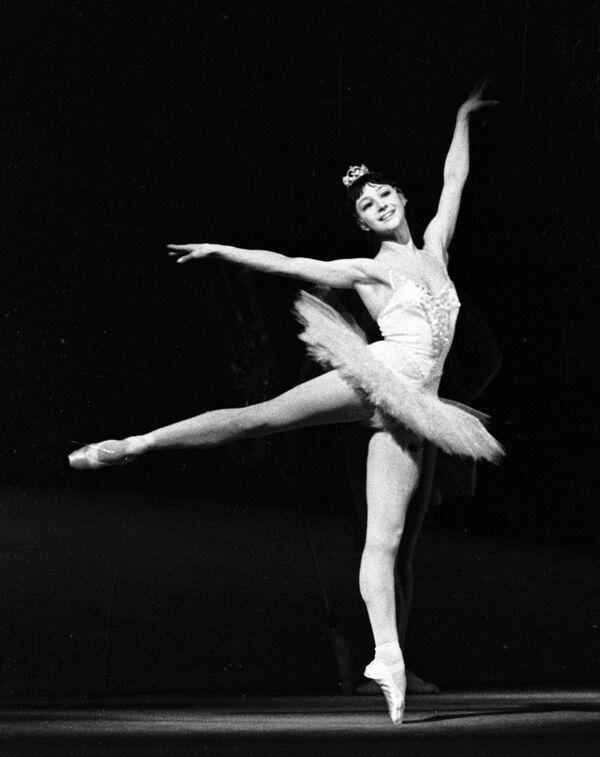 Екатерина Максимова в балете «Щелкунчик»