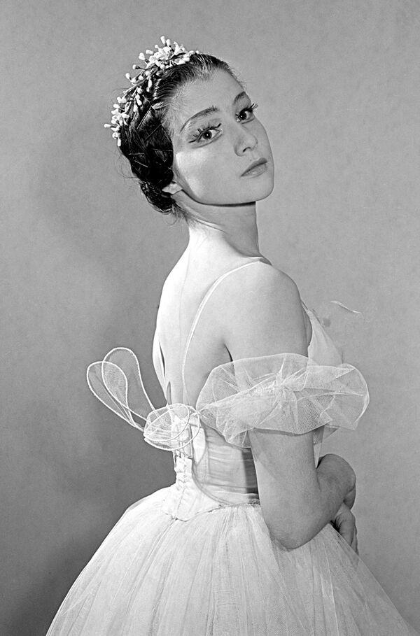 Екатерина Максимова  - солистка балета Большого театра