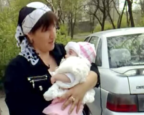 Спасенную девочку с самолета Нальчик-Москва выписали из больницы