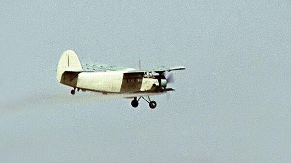 Самолет Ан-2. Архив.