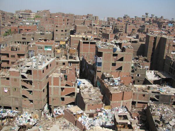 Расстрел группы христиан омрачил празднование Рождества в Египте