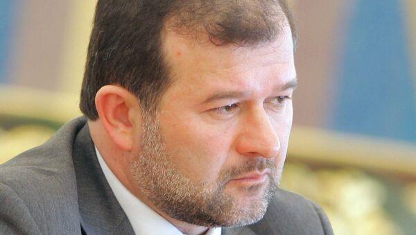 Депутат Верховной рады Виктор Балога. Архивное фото