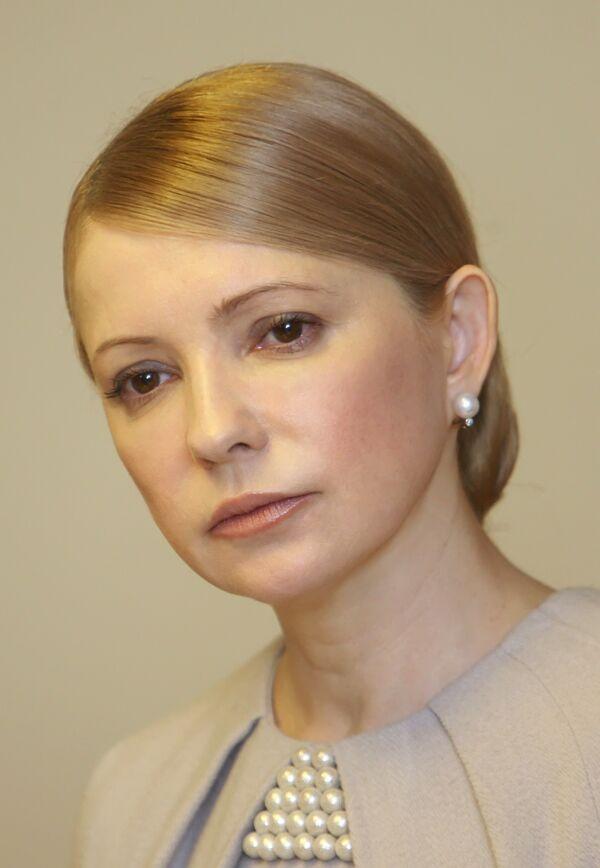 Тимошенко надеется, что заказчиков убийства Гонгадзе скоро установят