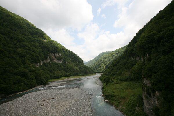 Обнаруженные в Абхазии студенты из РФ продолжат сплав по реке
