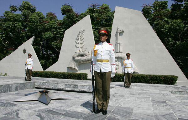 Мемориал советским воинам-интернационалистам