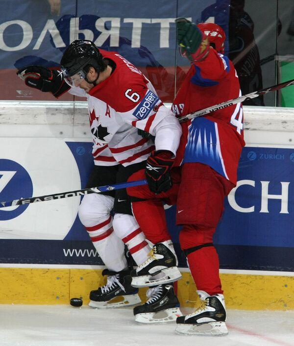 Чемпионат мира по хоккею. Финал. Россия - Канада