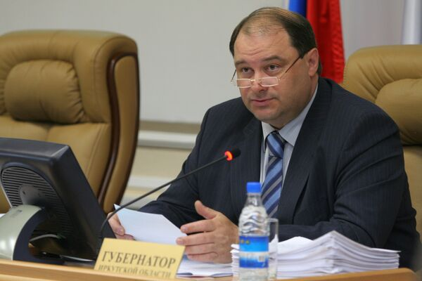 Губернатор Иркутской области Игорь Есиповский погиб в катастрофе вертолета