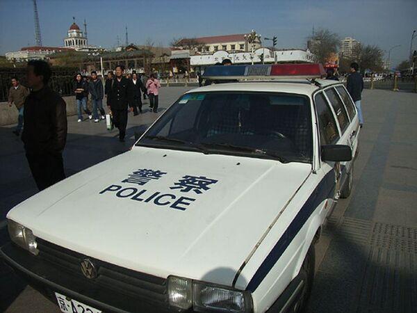 Пекинская полиция