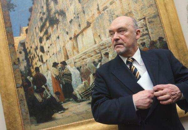 Генеральный директор Третьяковской галереи Валентин Родионов
