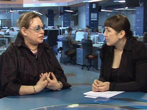 Елена Немировская: мы ищем и провоцируем таланты