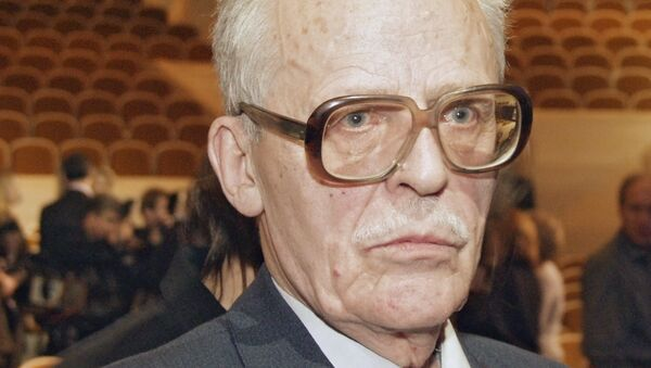 Писатель Б.Васильев